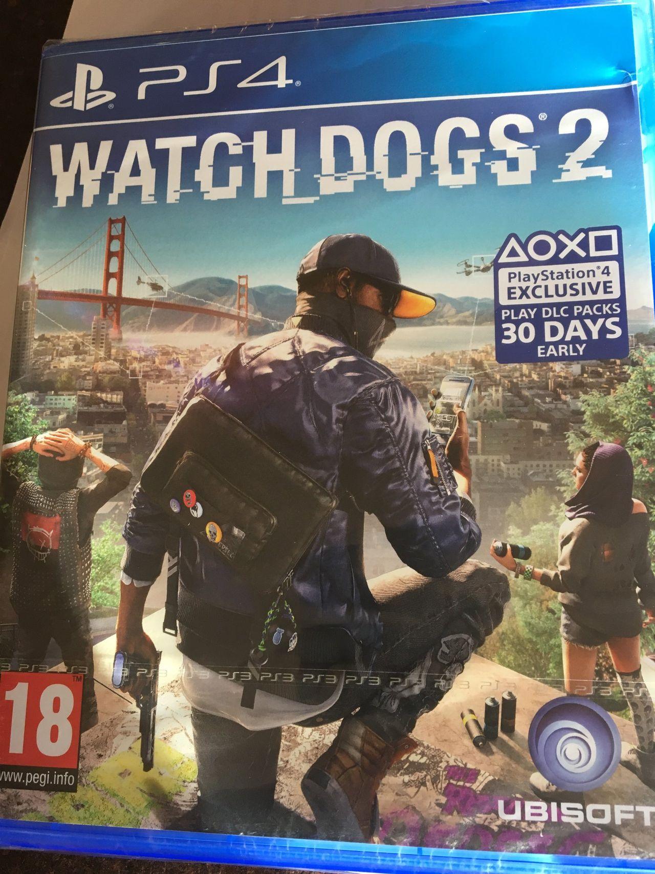 Watch Dogs Dlc Xbox One