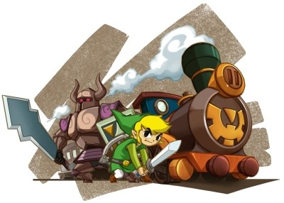 The Legend of Zelda: Spirit Tracks - recensione - NDS