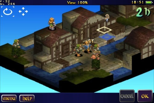 Final Fantasy Tactics: The Lion War arriva su App Store in primavera