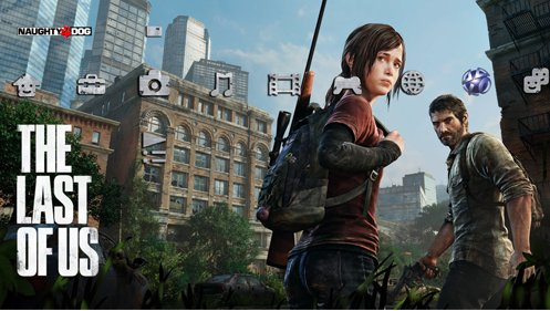 The Last of Us: nuovi artwork. Naughty Dog rilascia temi e avatar sul PSN