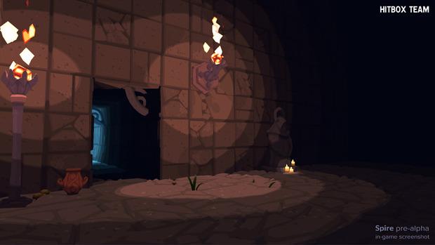 Gli sviluppatori di Dustforce annunciano Spire, avventura FPS