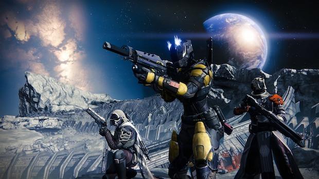 Destiny: nuovi screenshot del gioco