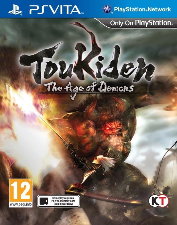 Toukiden: The Age of Demons, svelata la copertina europea