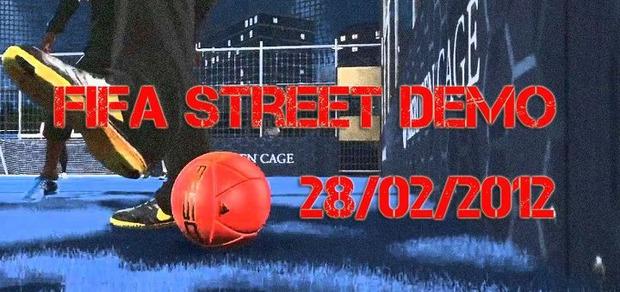 FIFA Street: la demo disponibile dal 28 Febbraio