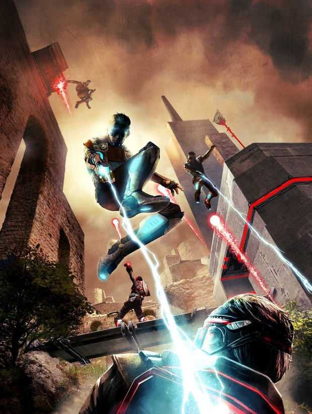Ubisoft e Nadeo annunciano Shootmania Storm
