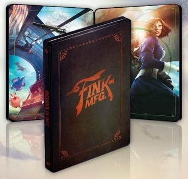 Bioshock Infinite: prenotalo da Gamestop per ricevere in regalo l'esclusivo steelbook