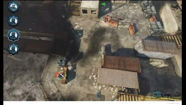 Spuntano delle immagini dell'RTS di Gears of War comandato tramite Kinect