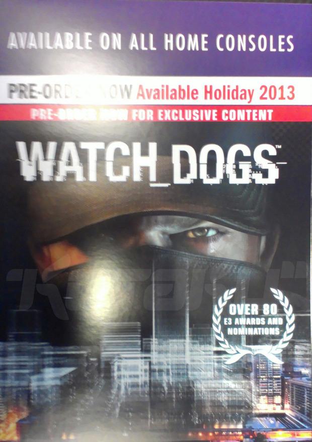 [Report] Watch Dogs in arrivo durante le festività natalizie su 'tutte le home console'