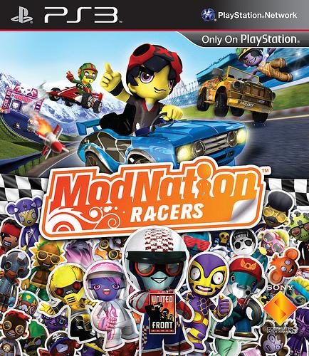 ModNation Racers in uscita a Maggio