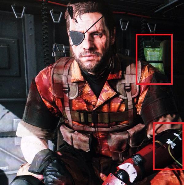 Pubblicata una nuova immagine di Metal Gear Solid 5 The Phantom Pain