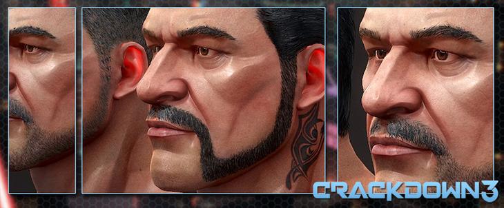 Crackdown 3: pubblicate due immagini concept