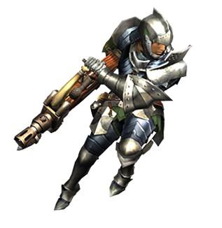 Le Armi di Monster Hunter 3: BowGun