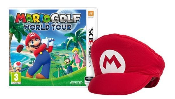 Mario Golf World Tour: bonus preordine per il Regno Unito