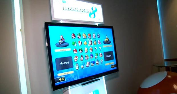 Mario Kart 8, ecco la schermata per la selezione dei personaggi