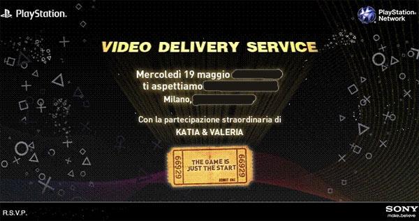 Il Video Service di PS3 sbarca anche in Italia