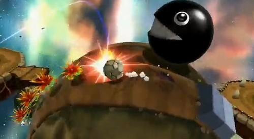 Super Mario Galaxy 2, Mario Roccia in una nuova clip video