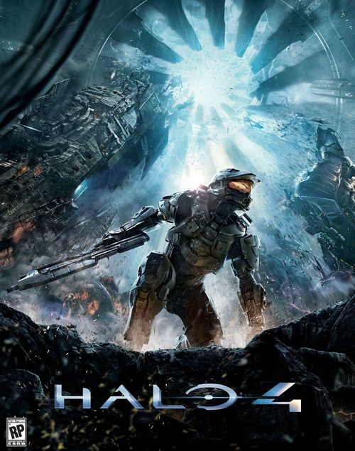 Halo 4: 343 Industries pubblica un nuovo artwork di Master Chief