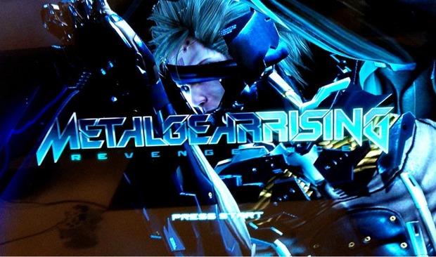 Hideo Kojima controlla la demo di Metal Gear Rising in previsione dell'E3 2012