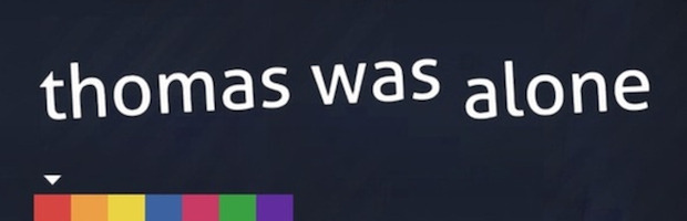 Thomas Was Alone confermato per PlayStation 4 - Notizia