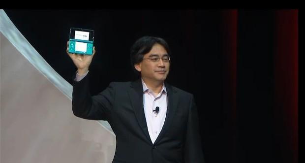 Nintendo mostra il Nintendo 3DS