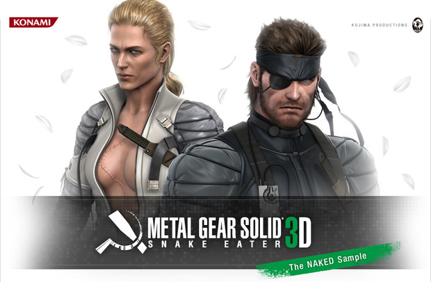 Metal Gear Solid: Snake Eater 3D per 3DS, prime immagini