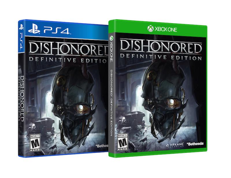 Dishonored Definitive Edition confermato su Xbox One e PlayStation 4