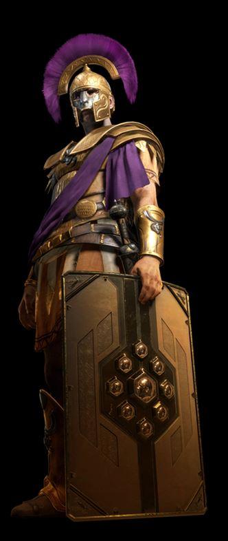 Ryse: Son of Rome - mostrato Commodo