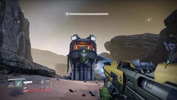 Destiny: easter egg dedicato a Master Chief?