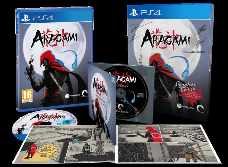 Aragami esce il 4 ottobre su PlayStation 4 e PC