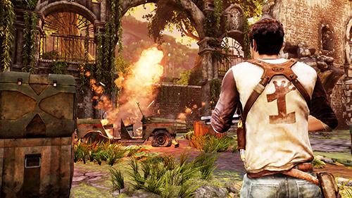 Naughty Dog festeggia un anno di Uncharted 2: Il Covo dei Ladri
