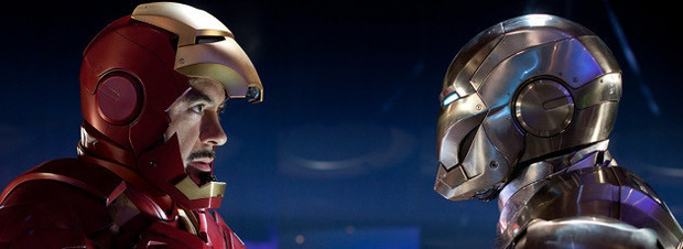 Iron Man 2: lo storyboard di una scena alternativa