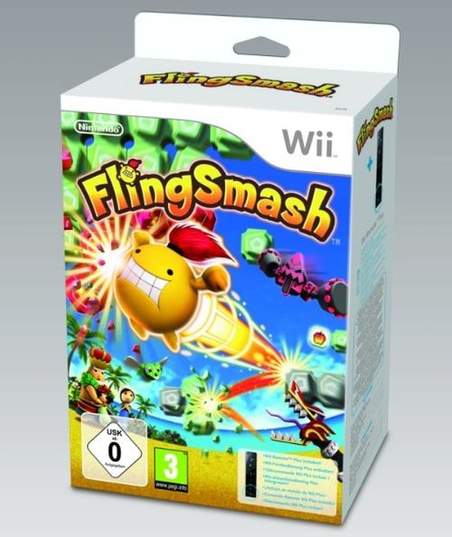 FlingSmash con Wii Remote Plus, annunciata la data europea
