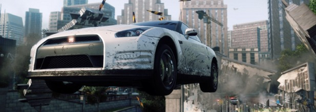 Need For Speed: Most Wanted - recensione - PSVita