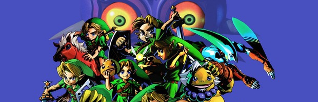 The Legend of Zelda Majora's Mask 3D: nuovo video gameplay