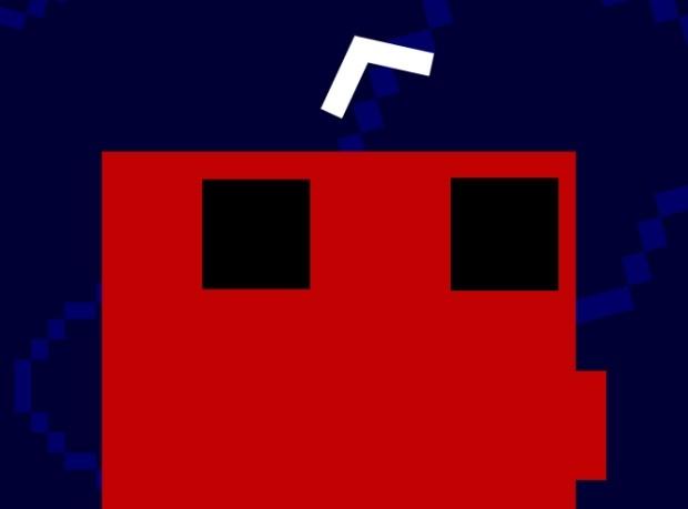 Flywrench come personaggio giocabile in Super Meat Boy