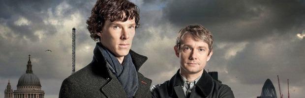 Sherlock, da questa sera su Italia1 la terza stagione inedita