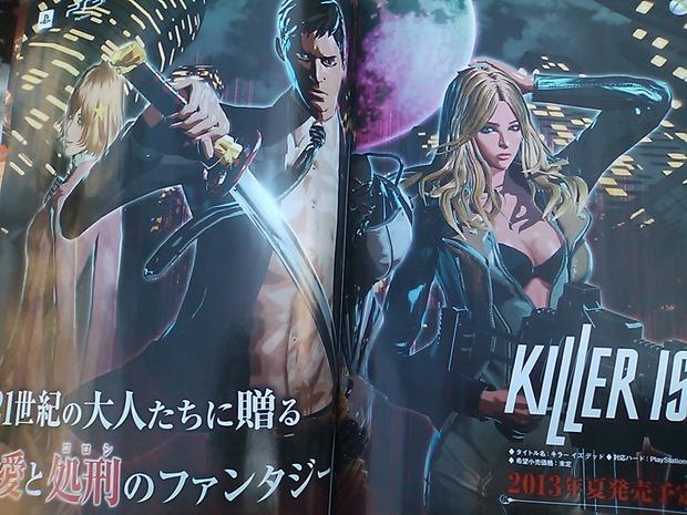 Killer is Dead: nuove informazioni su Famitsu