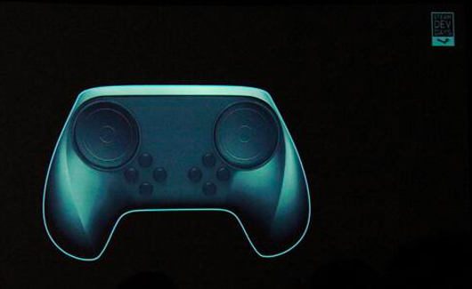 Steam Controller: Valve abbandona il touch screen per i pulsanti fisici