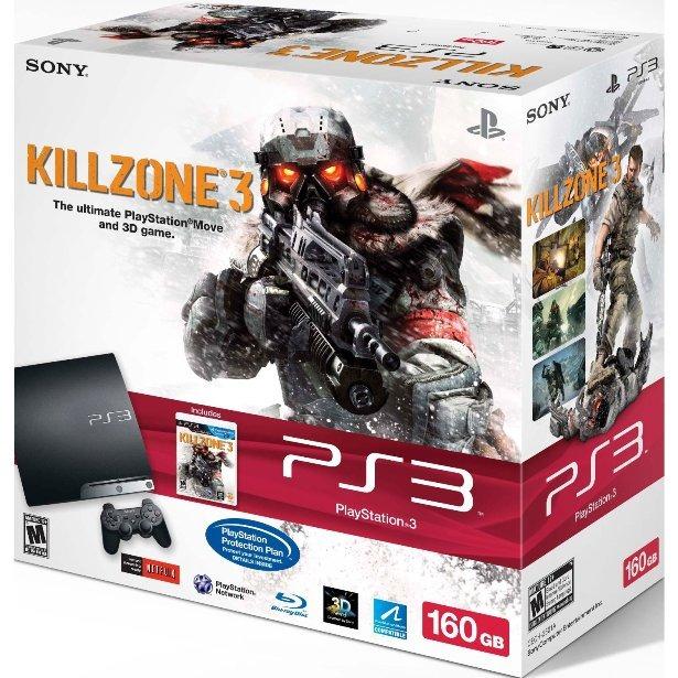 Killzone 3 in bundle