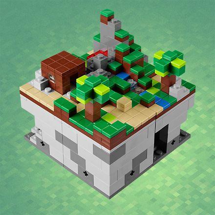 [Eye Want It] Il LEGO di Minecraft è ora prenotabile!