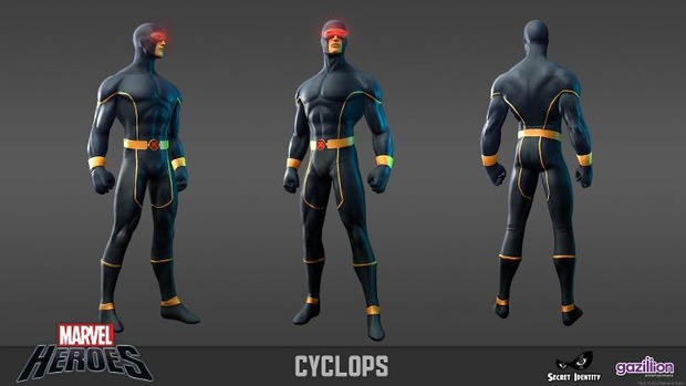 Ciclope si aggiunge al roster di Marvel Heroes
