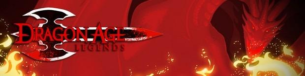 Dragon Age Legends ora aperto a tutti su facebook