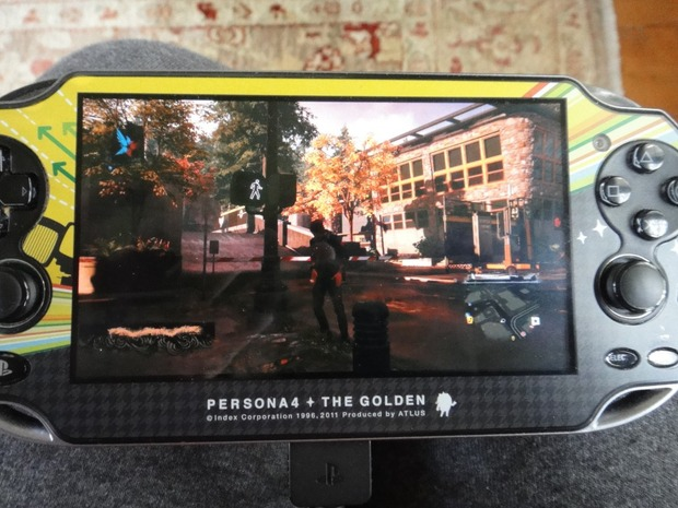 inFAMOUS Second Son: un'immagine per il Remote Play su PSVita