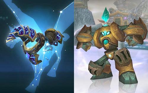 Blizzard guadagna milioni con gli ultimi due 'pets' di World of Warcraft