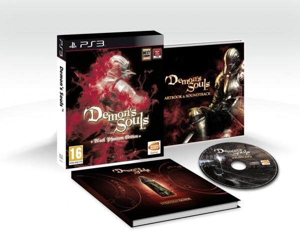 Demon's Souls formalmente annunciato per l'Europa