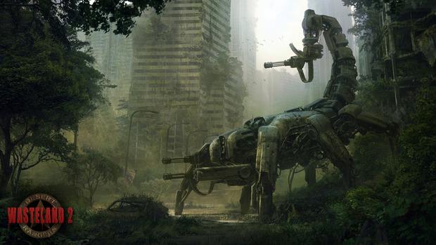 Wasteland 2: nuovo artwork e extra aggiunti alla raccolta fondi su Kickstarter