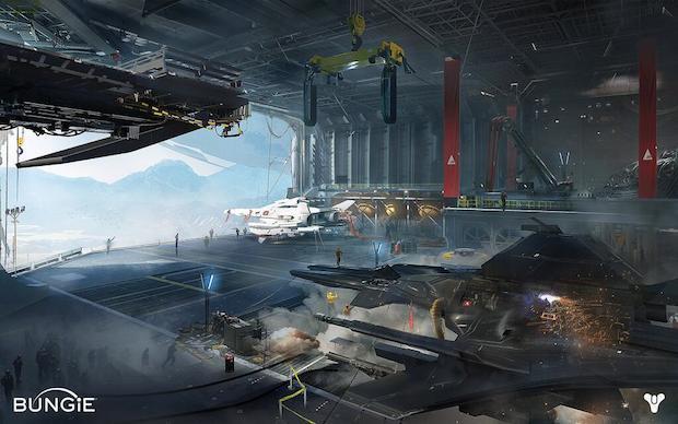 Destiny: nuova immagine del gioco