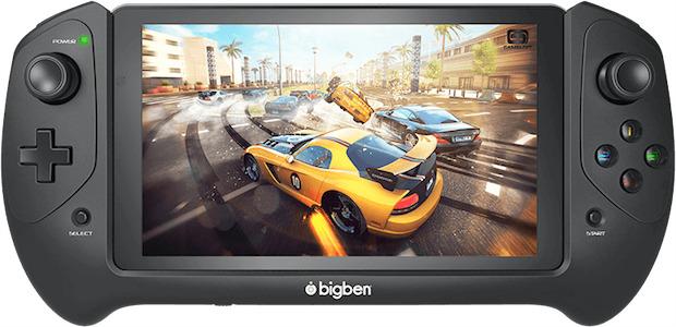 GameTab-One, Bigben Interactive presenta il tablet per i videogiocatori