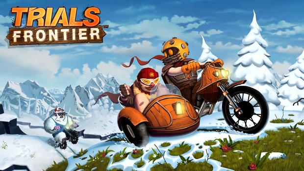 Trials Frontier festeggia il primo anniversario con l'aggiornamento Apocalisse di ghiaccio