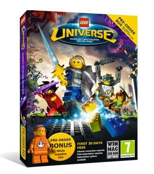 LEGO Universe, ecco i costi per la sottoscrizione